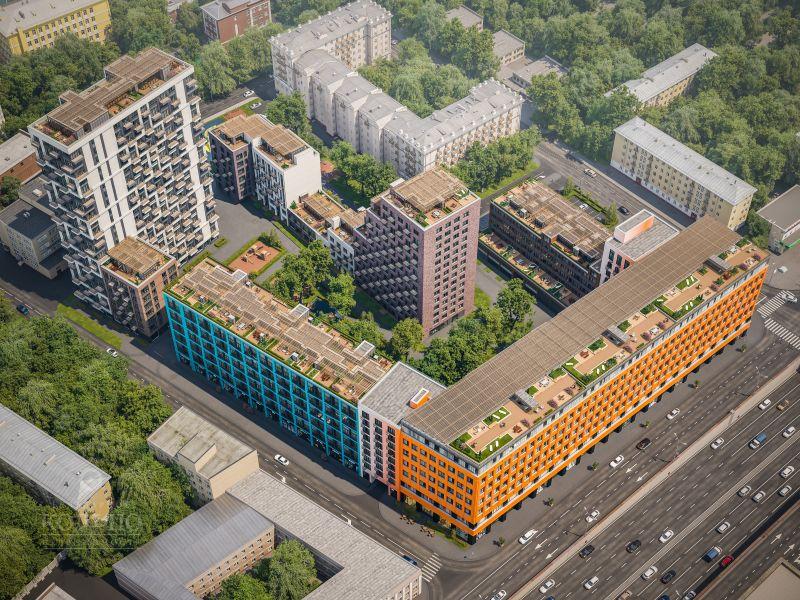 Москва, Джаз жилой комплекс, 49к3