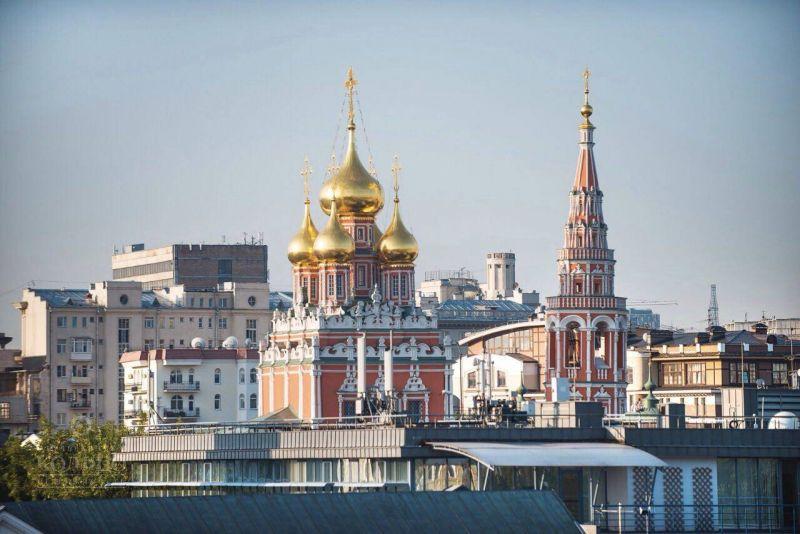 Москва, Софийская наб., 34к4